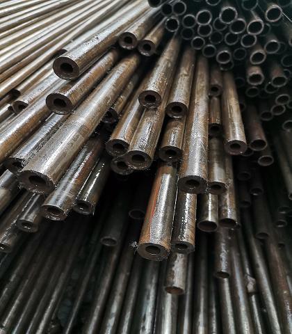 滨州1月-4月份重点统计钢铁企业钢材营销统计分析