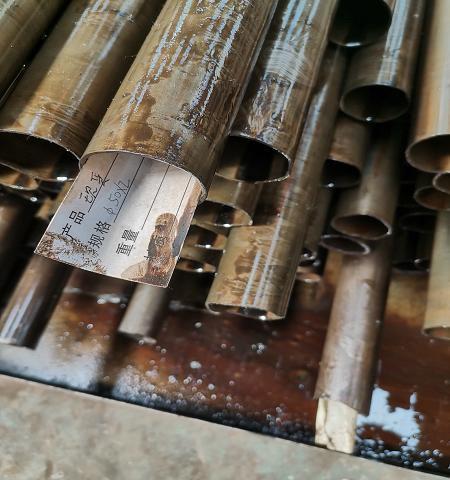 汉中Q345B精密钢管6月11日武汉市场无缝管价格行情