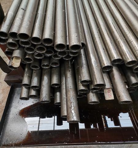 汉中40cr精密钢管6月17日鞍山市场无缝管价格行情