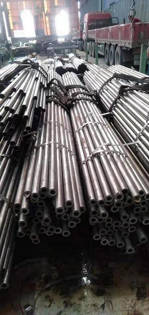 安徽佛山20cr精密钢管6月22日乐从市场无缝管价格行情