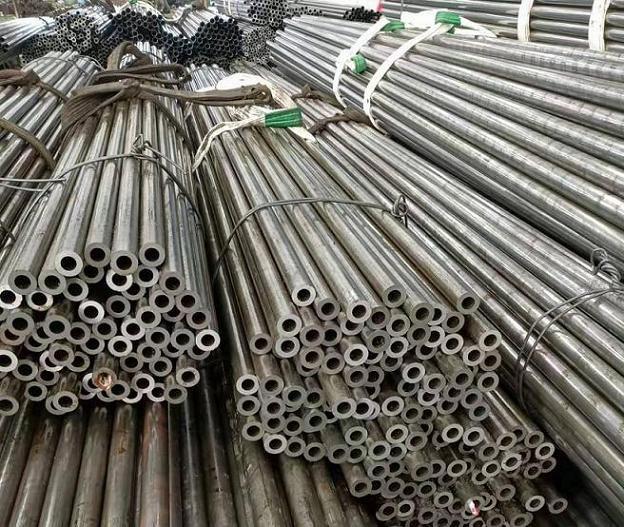 贵阳40cr精密钢管6月24日市场无缝管价格行情
