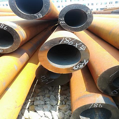 南宁42crmo精密钢管6月24日南宁市场无缝管价格行情