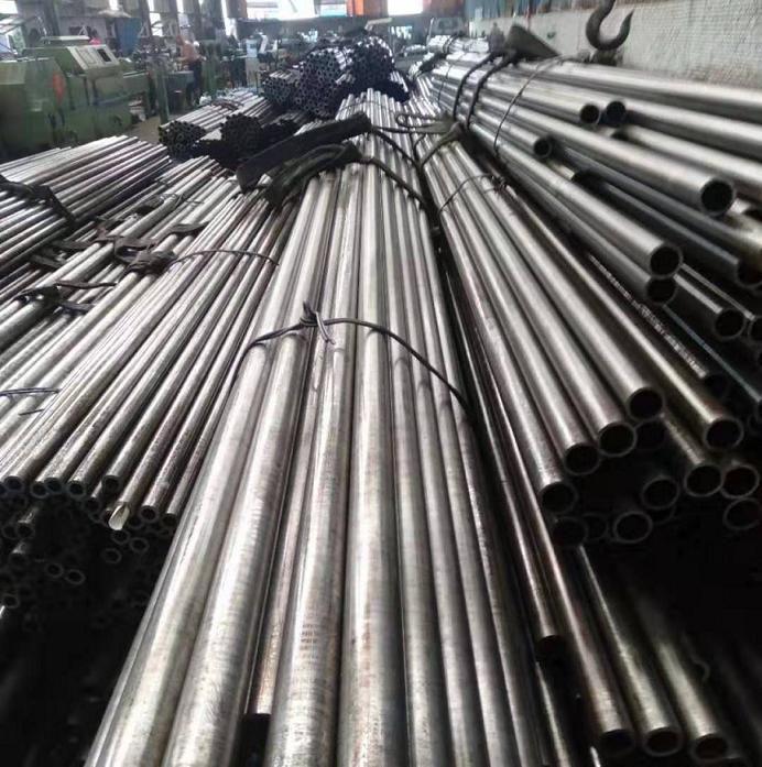 佛山35crmo精密钢管7月12日乐从市场无缝管价格行情