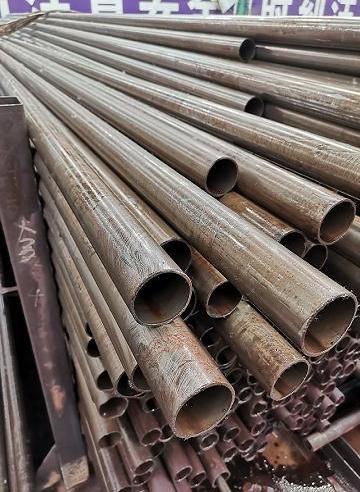 泰安45#精密钢管2021年7月14日泰安市场无缝管价格行情