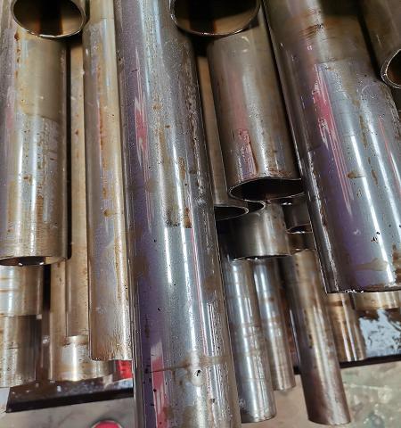 东宁银川45#精密钢管2021年7月29日市场无缝管价格行情