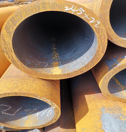 东宁佛山35crmo精密钢管2021年7月29日市场无缝管价