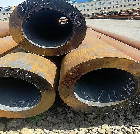 陇南昆明20#厚壁钢管2021年7月30日市场无缝管价格行情